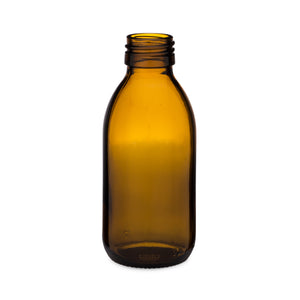150ml Amber Syrup Bottle