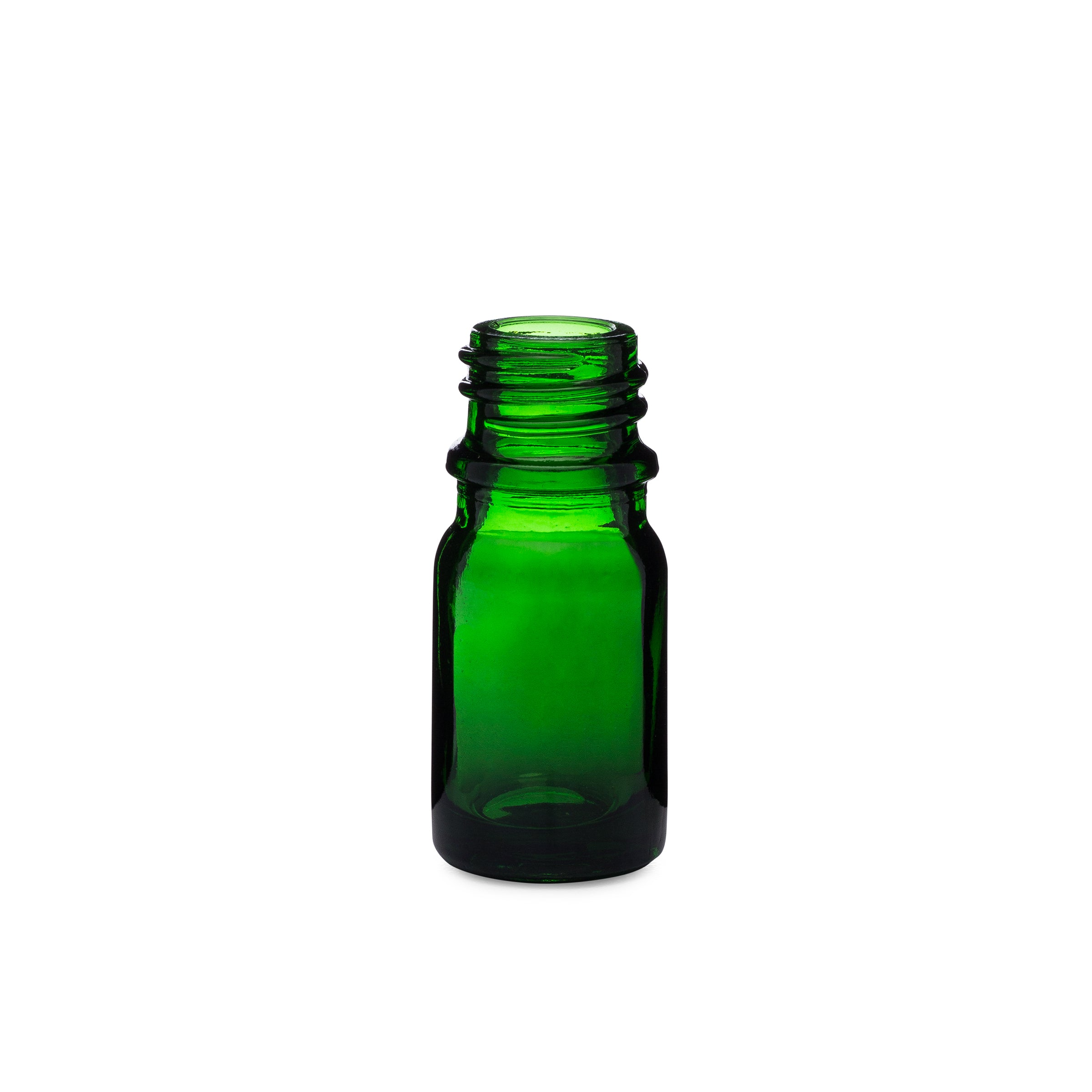 5ml Green Dropper Bottle