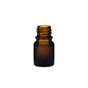 2.5ml Amber Dropper Bottle