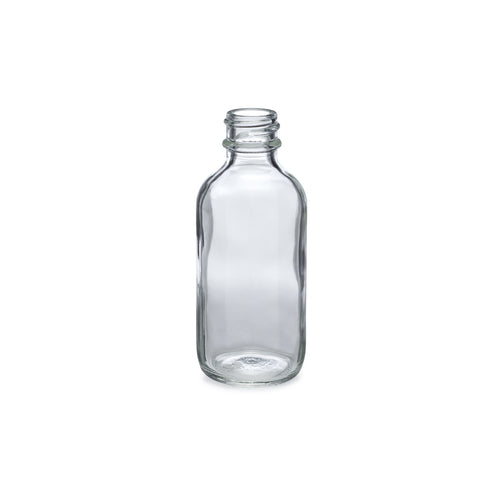 2oz/60ml Flint Boston Round Bottle