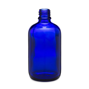 100ml Blue Dropper Bottle