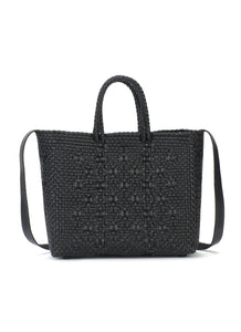 TRUSS - CROSSBODY TOTE in Black