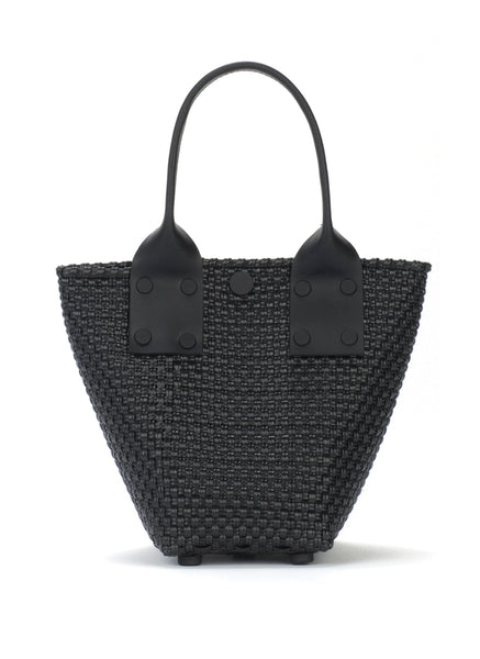TRUSS Mini Sac in Black