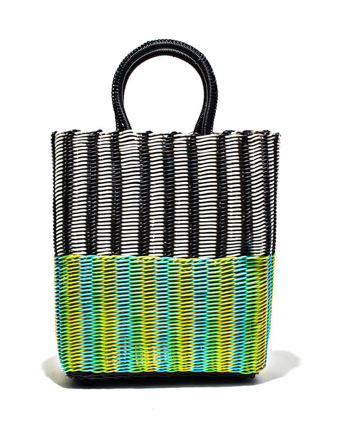 TRUSS x ShopBazaar Exclusive Small Tubeweave Tote