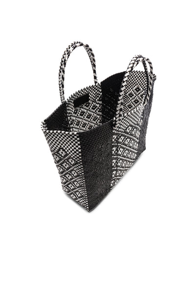 TRUSS Medium Tote Small Rhombus Tryptch
