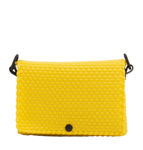 TRUSS Pochette in Yellow