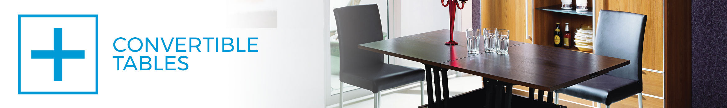 Convertible Tables - Small Space Plus - Toronto