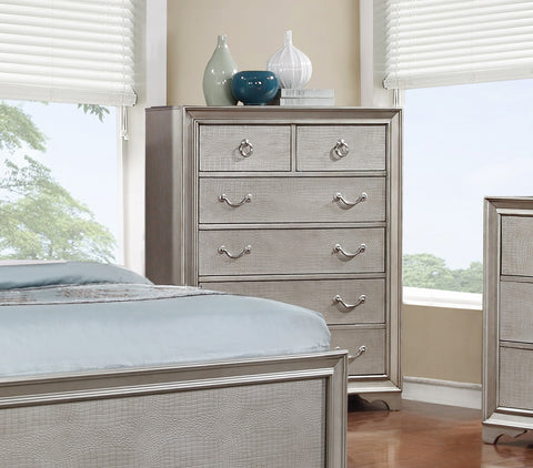"Beverly 37"" Chest of Drawers"