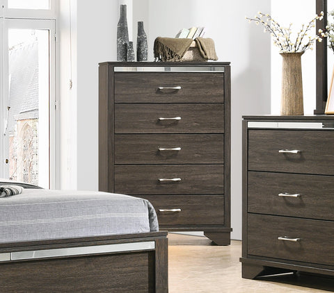 "Caleb 33"" Chest of Drawers"