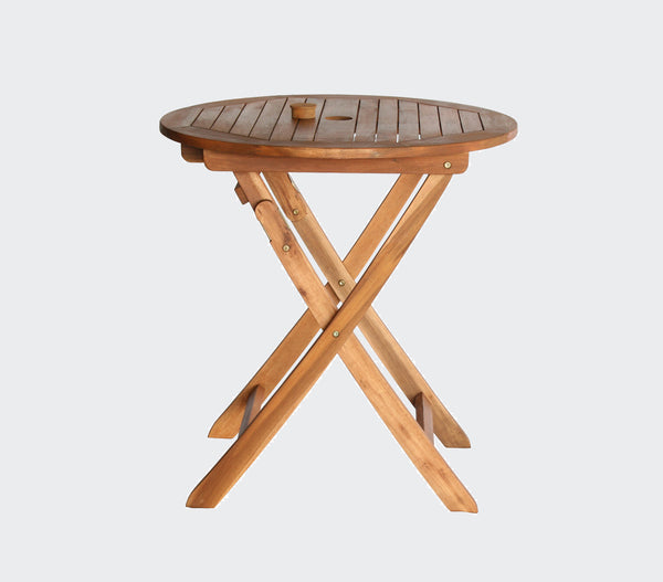 Tulip Folding Round Table