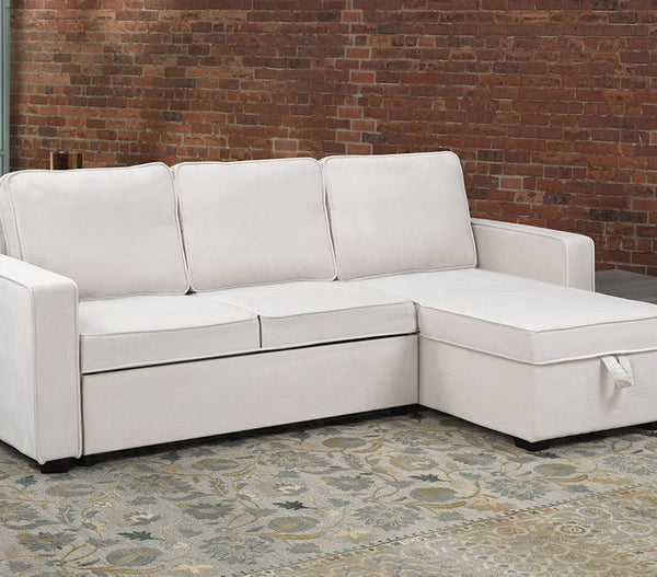 "Canonbury 85"" Sofa Bed with Storage"