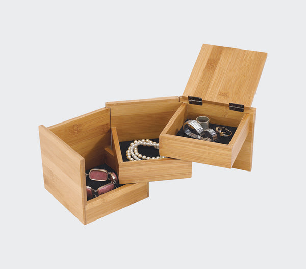 Tuck Jewelry Box