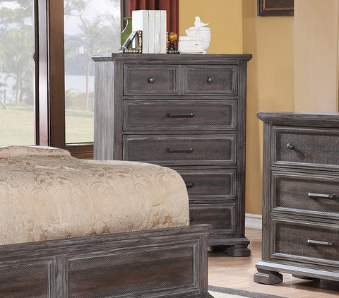 "Martha 38"" Chest of Drawers"