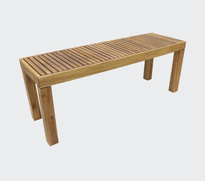"Amapola 47""  Backless Bench"