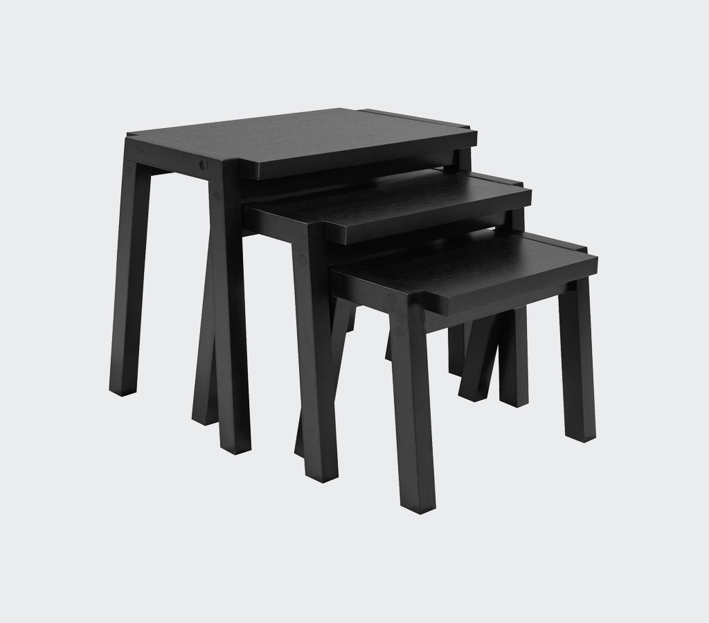 Jing 3 PC Nesting Tables