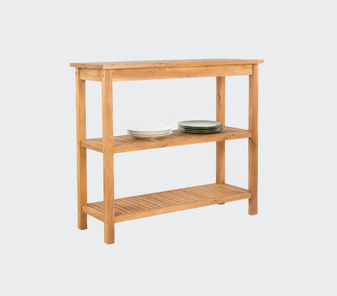 Belladonna Outdoor Console Table