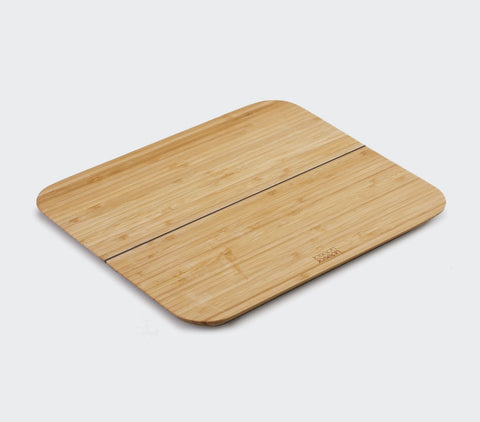 Chop2Pot™ Bamboo Folding Chopping Board - Small Space Plus