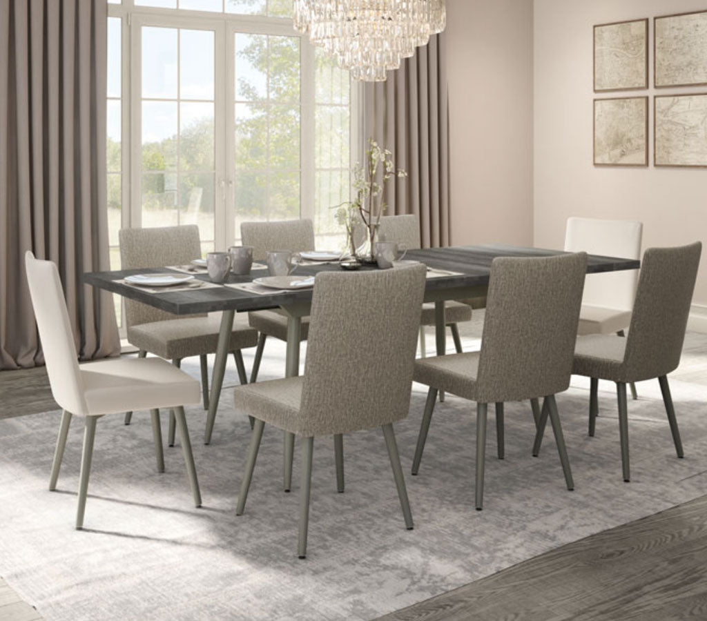 Belleville Custom Extension Dining Table Small Space Plus