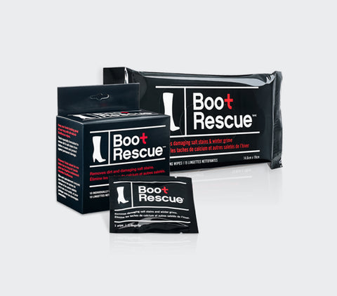 Boot Rescue Wipes