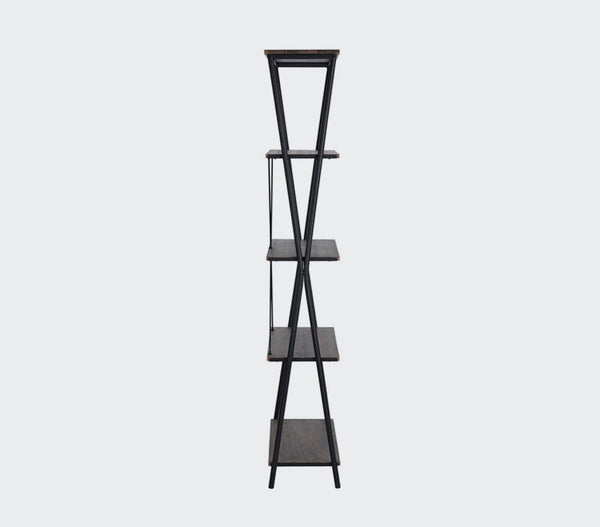 Chopstix 5 Tier Bookcase | Small Space Plus