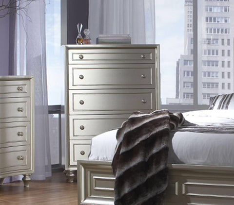 "Aveda 38"" Chest of Drawers"