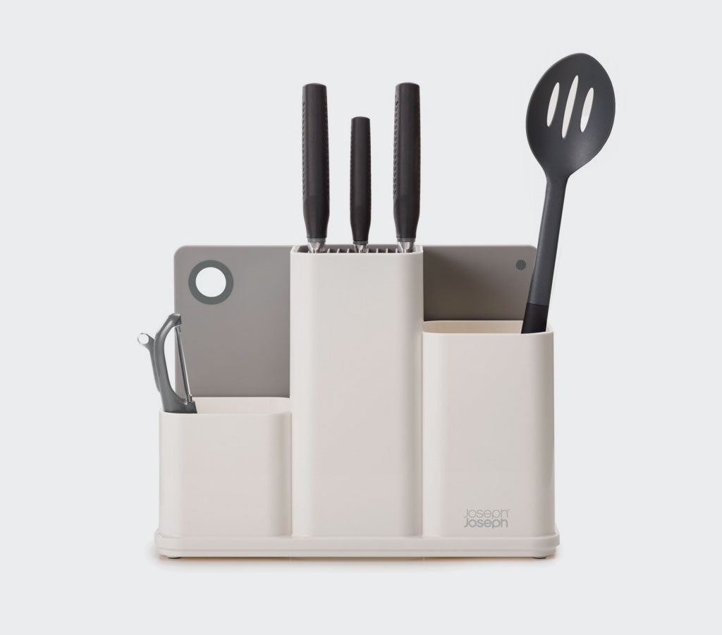 CounterStore™ Utensil Organizer with Board | Small Space Plus