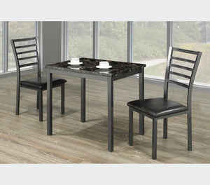 Eugenie 3 Pieces Dining Set