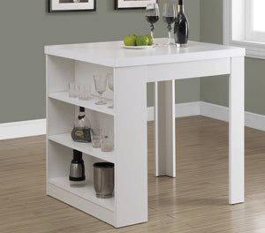 Herman Pub Table with Storage