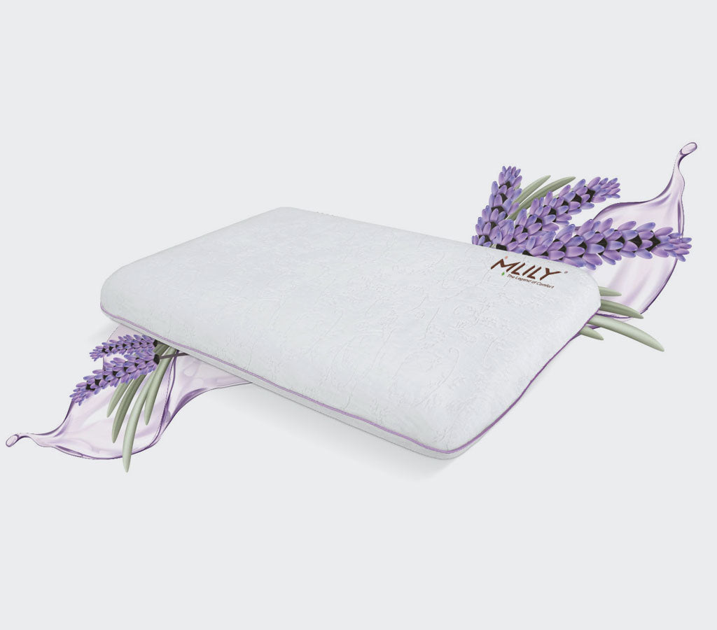 Indulgence Lavender Infused Pillow
