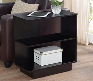 "Janie 24"" Side Table with Storage"
