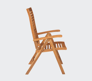 Lillies Folding Chair
