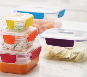 Nest™Lock 10-Piece Storage Container Set