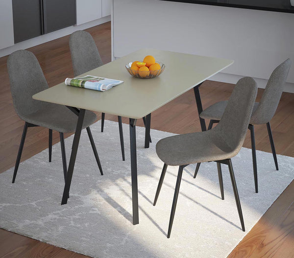 Megan 5pc Dining Set