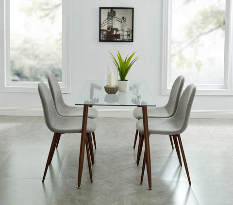 Dauphine 5pc Dining Set