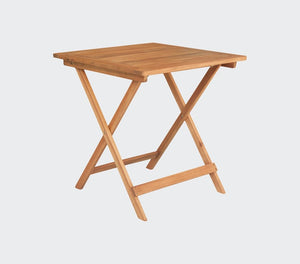 Poppy Square Folding Table