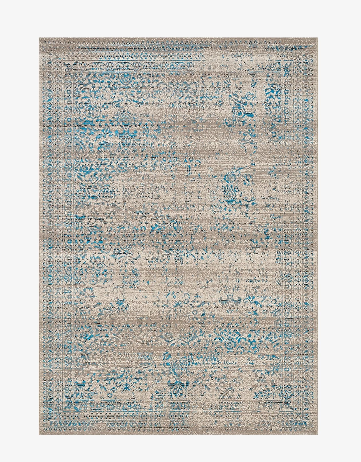 Parlour Distressed Rug