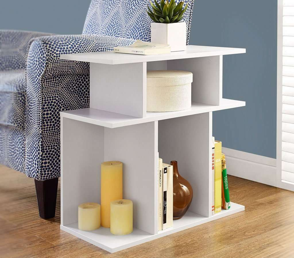 Rogers Storage Side Table | Small Space Plus