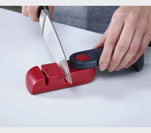 Rota™ Knife Sharpener & Honer | Small Space Plus