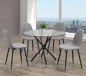 Lacey 5 Piece Dining Set