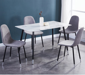 Trina 5 Pieces Dining Set