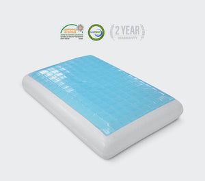 Tundra Gel Infused Pillow
