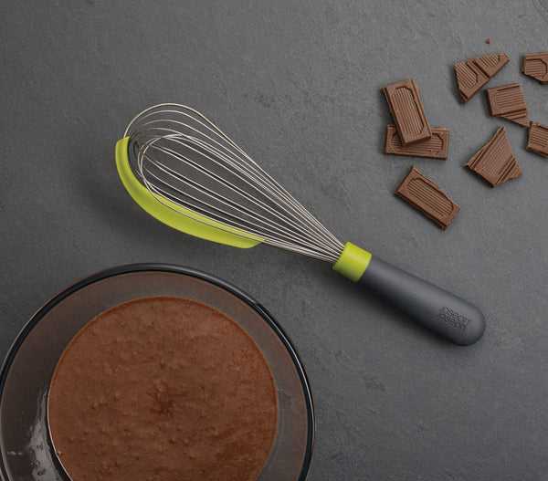 Whiskle™ 2-in-1 Whisk & Scraper | Small Space Plus