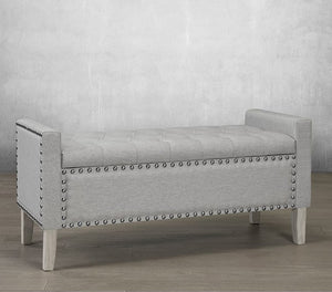 "Zoey 20"" Storage Bench"