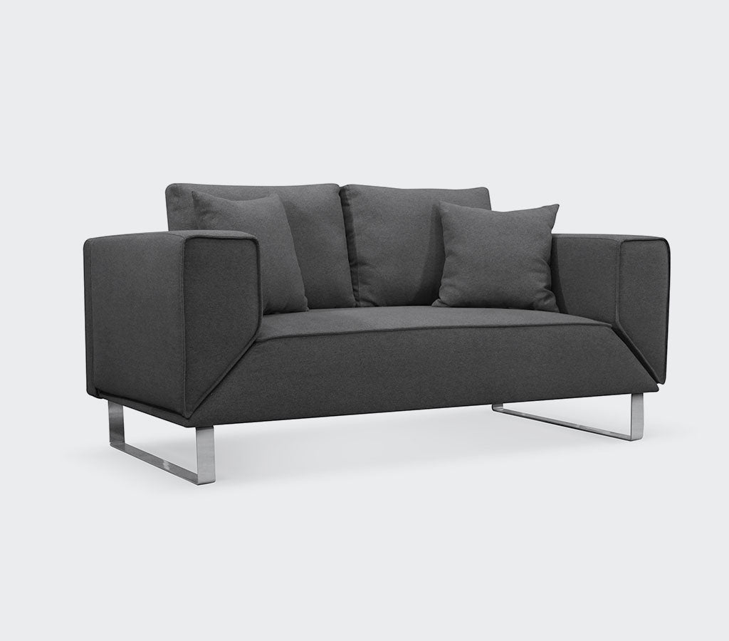 Carter 65 Quot Single Loveseat Sofabed Small Space Plus