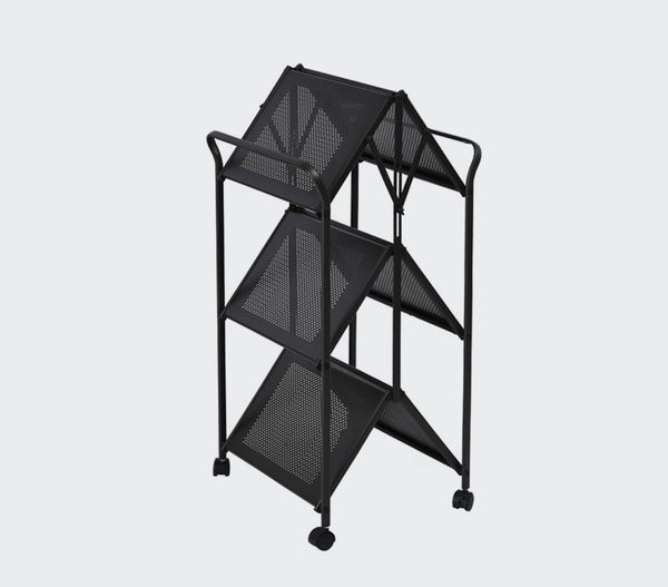 Elias Collapsible Storage Trolley