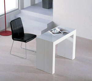 convertible tableDuke Extending Console Dining Table