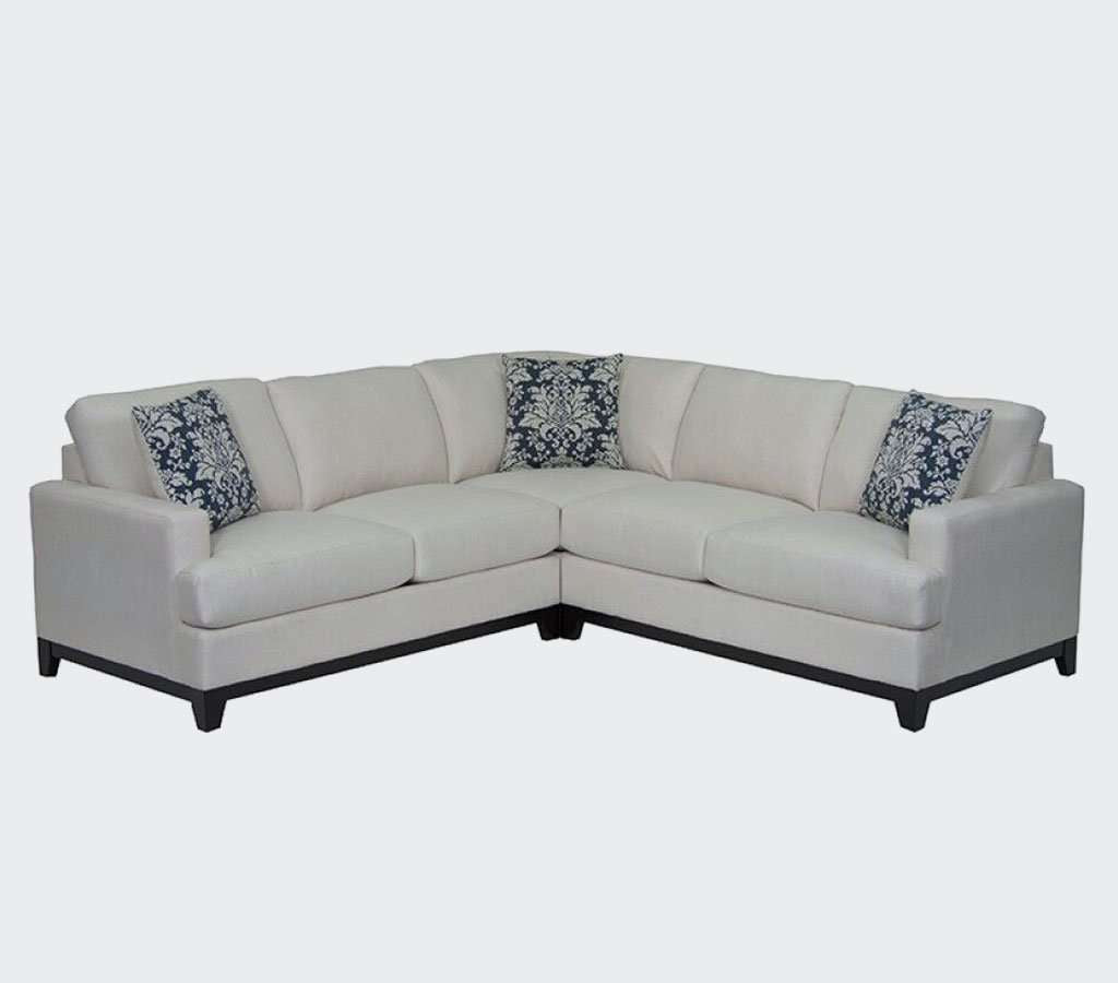 "Hemingway 98"" 3-Piece Corner Sofa 