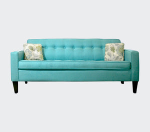 "Holt 80"" Button Tuft Sofa"
