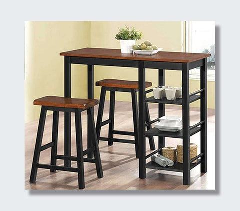 Logan 3-Piece Pub Set