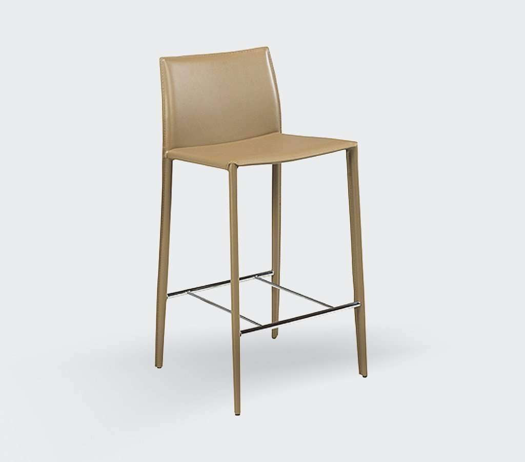 Lynda Counter + Bar Stool